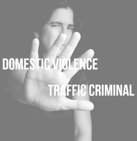 Criminal Defense Domestic violence